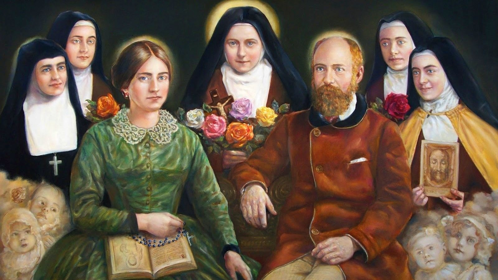Familia de Santa Teresita